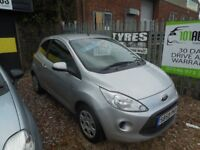 2010 Ford KA 1.2 Style 3dr +++ 15 MONTH WARRANTY +++