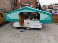 Wanted Pennine/Conway Folding Camper