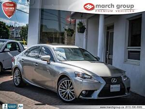 2014 Lexus IS250 AWD 6A
