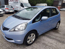 2009-2010 HONDA JAZZ ES I VTEC 1.4 PETROL 5DR HATCHBACK A/C VERY LOW MILEAGE LONG MOT