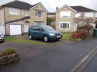 Vauxhall Zafira 1.6** Long Mot* Towbar** Nice Colour** Family 7 Seater*