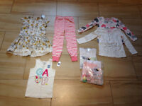 4-5 year girl , small bundle of new clothes