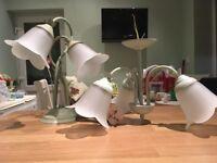 Light fitment & Matching Lamp