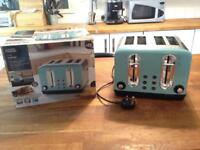 George 4-Slice Toaster, £15