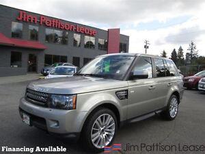2012 Land Rover Range Rover Sport HSE Luxury Sport