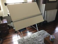 A0 drawing board for drafting. £50 collection only, West Norwood