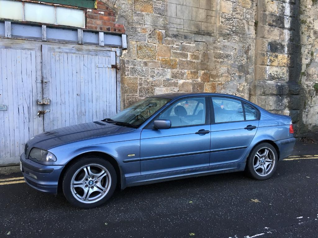 bmw 318i e46 manual 11 months mot in kinghorn fife. Black Bedroom Furniture Sets. Home Design Ideas