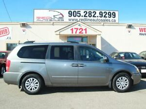 2011 Kia Sedona LX, WE APPROVE ALL CREDIT