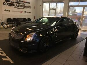 2013 Cadillac CTS-V Leather Sunroof Nav