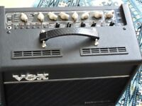 Vox VT20+ valve guitar amplifier. Bought for £150. Bargain at £60