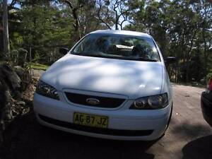 2005 Ford Falcon Sedan Springwood Blue Mountains Preview