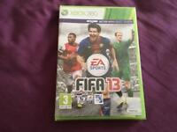 FIFA 13 2013 Xbox 360 Game New & Sealed