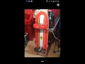 Ferrari skate board