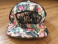 VANS Flat Brim Hat