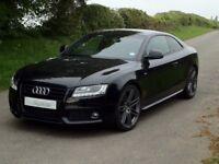 Audi A5 s-line 2.0 diesel complete engine