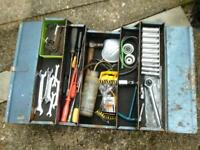 tools ,toolbox cantilever
