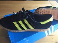 Adidas Hamburg Trainers - size 10