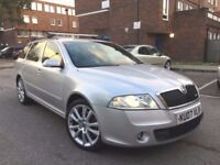 SKODA OCTAVIA** VRS*** 2.0 TDI FULLY LOADED ESTATE JUST BEEN SERVICED CAMBELT