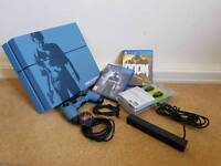 Limited edition Uncharted PS4