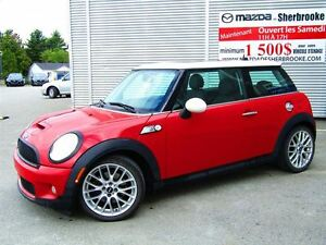 2009 MINI Cooper Hardtop S CUIR TOIT OUVRANT PANORAMIQUE