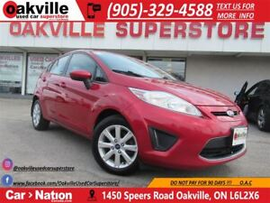 2012 Ford Fiesta SE | BLUETOOTH | CRUISE CONTROL | HEATED SEATS