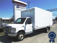 2012 Ford E450 16 ft Cube Van - CVIP Inspected and Certified