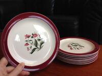 Wedgewood Barlaston tableware dinner set - £50 ONO