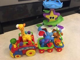 Little tikes and fisher price bundle