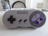 SNES30 8BITDO Bluetooth Gamepad Controller Super Nintendo Emulator Android IOS Windows OFFICIAL