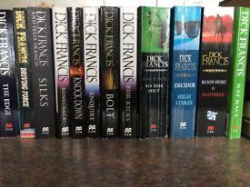 Dick Frances books
