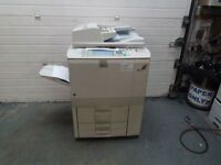 Ricoh MPC6000 60cpm A3 A4 photocopier scanner fax printer, high speed, great copies