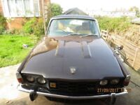 Rover P6 3500 V8 12 mnths MOT reconditioned