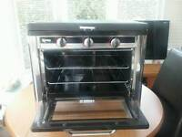 Kamper gas oven and hob