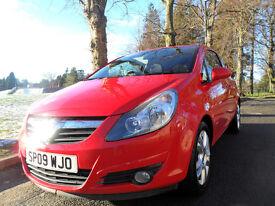 Vauxhall Corsa SXi 3door 1.2