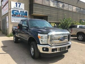 2013 Ford F-250 XLT  Extended Cab Short Box 4X4