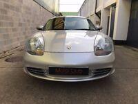59 PLATE - 2009 - Porsche Boxster 2.7 986 Convertible 2dr