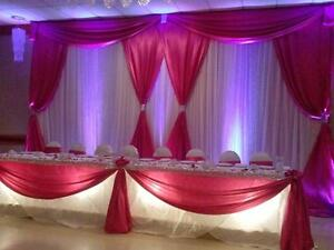 Olivia Wedding Decorations & more, Chair covers starting at $1 Windsor Region Ontario image 3