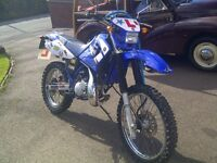 Yamaha DT125 RE AMAZING CONDTION MUST SEE !! NOT WR
