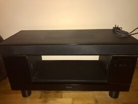 **Sony TV Stand (Built in Stereo System)**