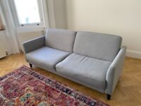 Sofa bed / Clic-clac sofa - like NEW purchased in January