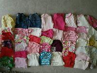 6-9 months girls summer bundle