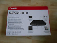 Canon Scanner new