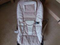 Unisex baby rocker seat