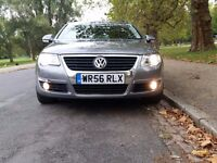 56 Reg (13/12/2006) VW PASSAT 140Bhp,TDI ,Full Service History ,MOT, Recently Serviced