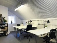 Desks for Rent in Spacious Railway Arch - Bethnal Green - E2