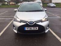 Toyota Yaris Icon Hybrid Vvt-I Cvt, AUTOMATIC, NEW MODEL, MOT: 30 Mar 2019 , Great Car