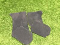 BMW 5 series carpet mats - excellent condition