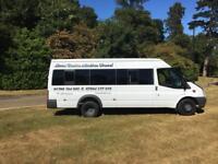 17 seater transit minibus 2007
