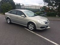 VAUXHALL VECTRA 1.8 EXCLUSIVE IN METALIC PEARL PANACETTA GOLD