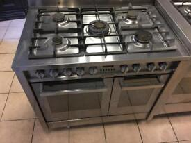 Hotpoint range gas cooker top of the range